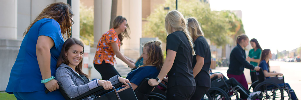 Occupational Therapy students