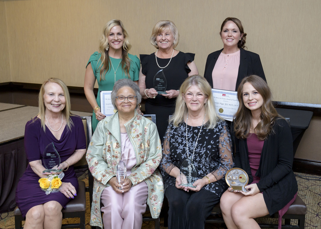 2019 School of Nursing Alumni Associationi Awardees