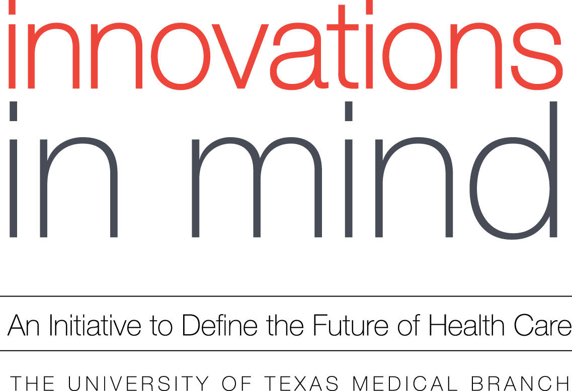 UTMB Innovations in Mind logo