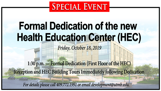 HEC dediction invite
